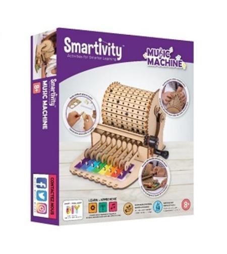 SMRT1032 Smartivity תיבת מוזיקה