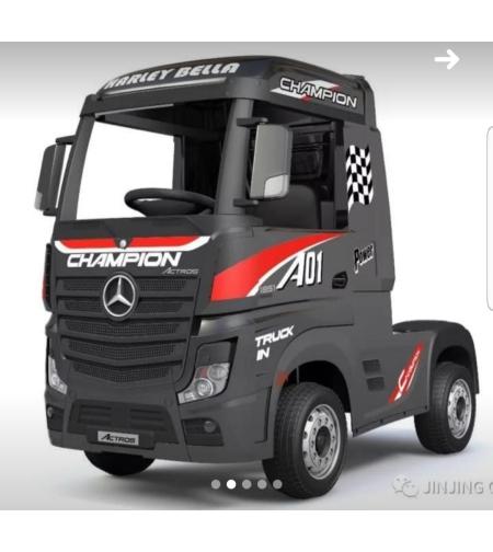ממונע משאית 24V
