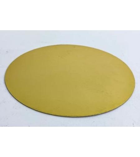 תחתית זהב קוטר 22 - 10 יחידות