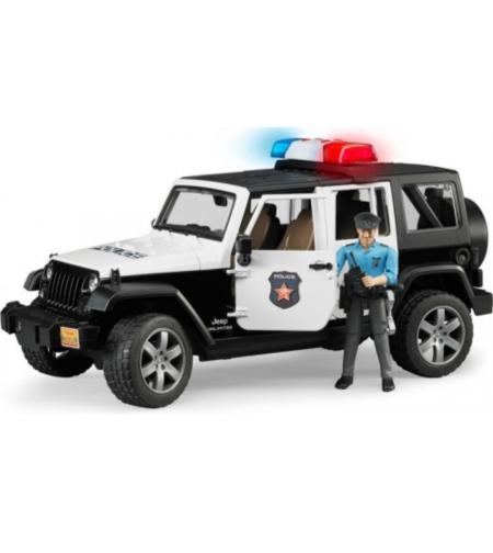 ג'יפ רנגלר משטרה