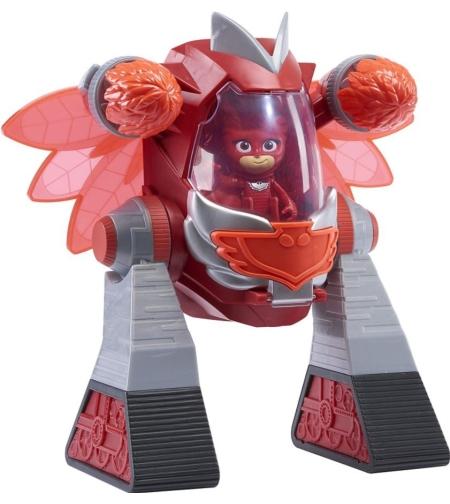כח פי ג'יי ינשופונת + רובוט