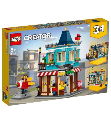 לגו חנות צעצועים  31105