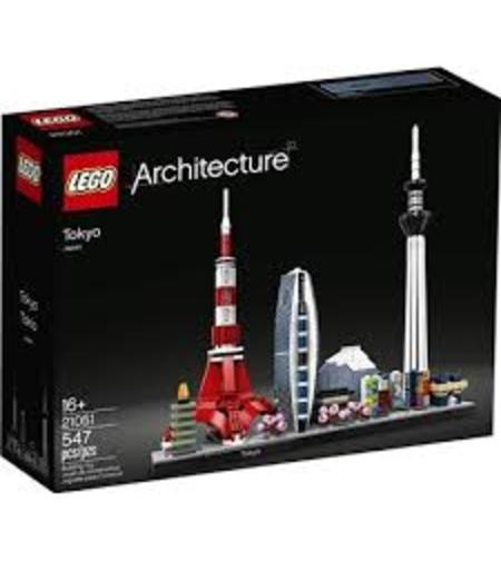לגו ארכיטקטורה  טוקיו 21051