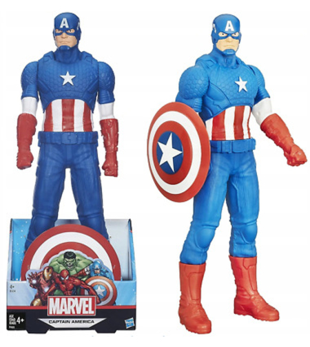 קפטן אמריקה ענק