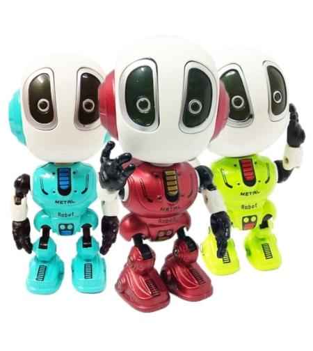 רובוט מקליט