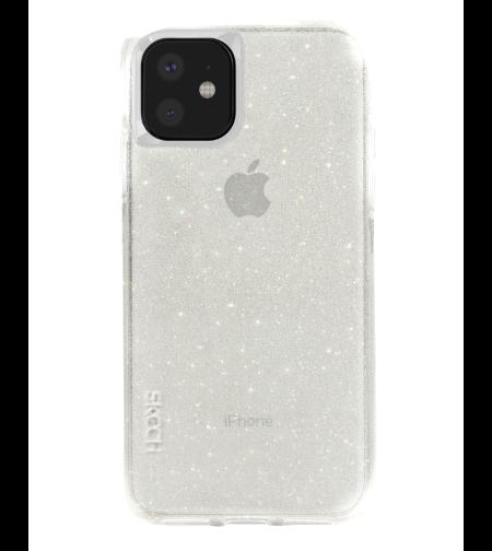 כיסוי SKECH סקצ' ל-IPHONE 11 דגם MATRIX SPARKLE (שקוף)