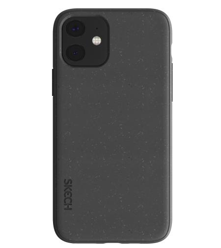 כיסוי SKECH סקצ' לאייפון IPHONE 11 דגם BIO CASE (שחור)