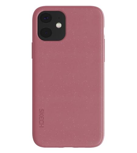 כיסוי SKECH סקצ' לאייפון IPHONE 11 דגם BIO CASE (ורוד)