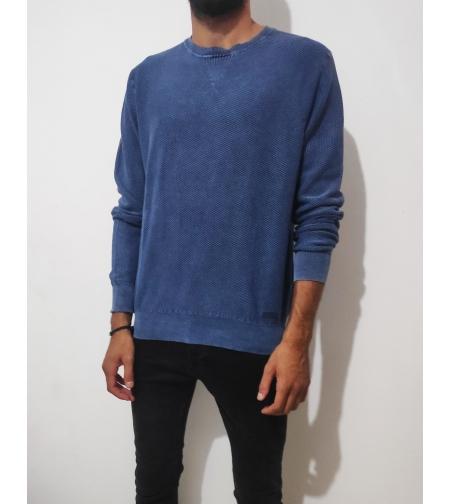 pepe jeans סריג כחול