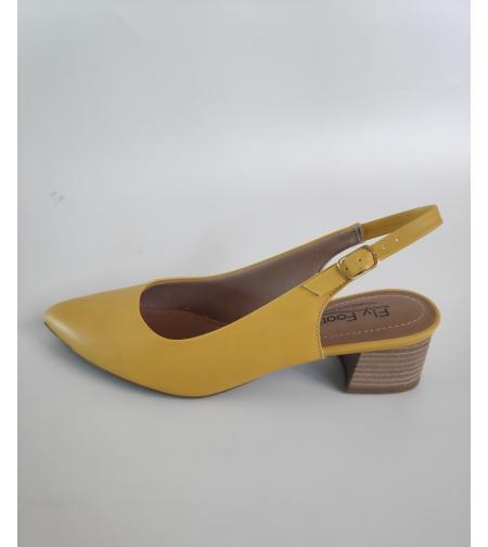 fly foot סירה פתוחה צבע צהוב