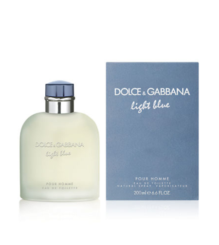 DOLCE AND GABBANA LIGHT BLUE א.ד.ט 200 מ'ל