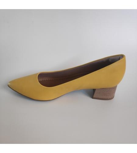 Fly foot סירה בצבע צהוב