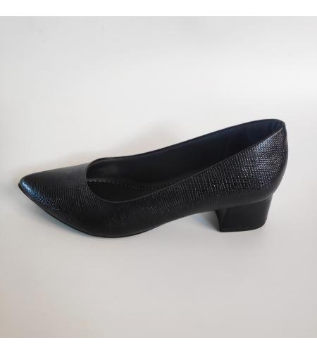 Fly foot סירה צבע שחור