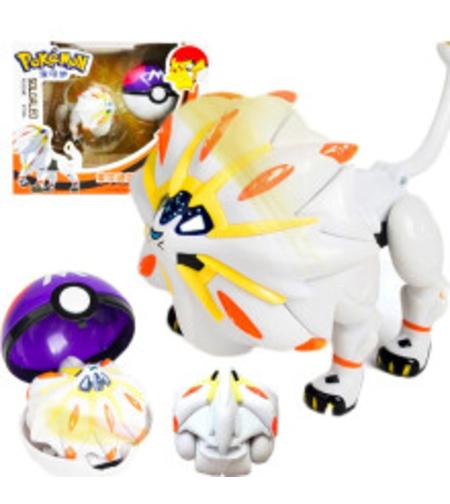 פוקימון החדש נמר לבן יחיד