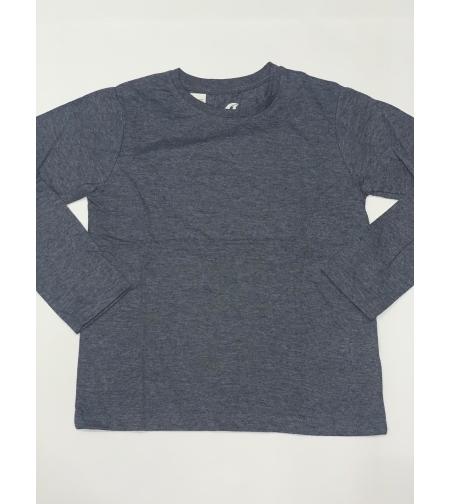 חולצה שרוול ארוך-מעבר בנים (בית ספר) Borderline