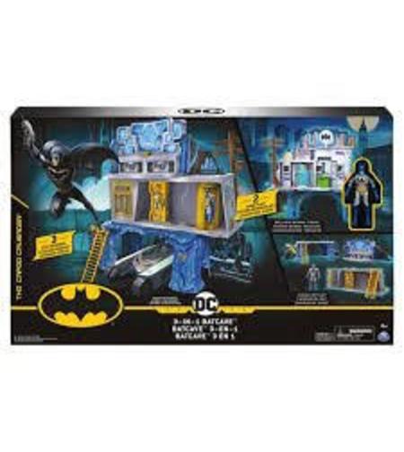 בית באטמן סט פעולה ענק