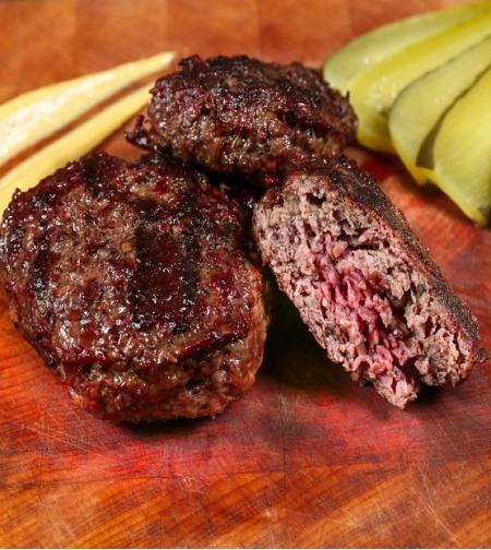 Black Forest Burger (כ-720 גרם לאריזה)