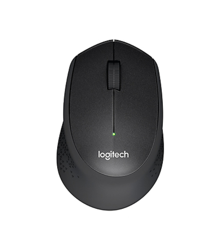 עכבר אלחוטי לוג'יטק שקט LogiTech M330 Silent Plus