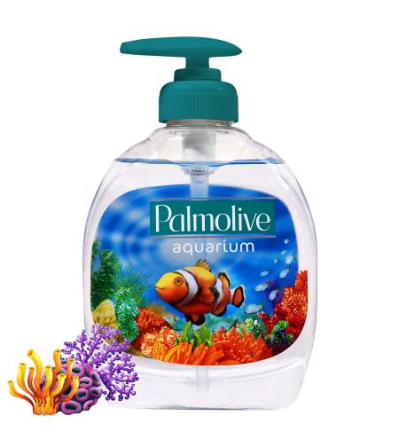 פלמוליב סבון ידיים אקווריום 300מ