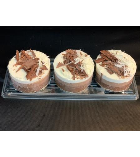 עוגת טריקולד אישית   חלבי - בד