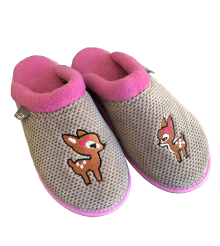 ללוש במבי - פיט פאן נעלי בית נשים