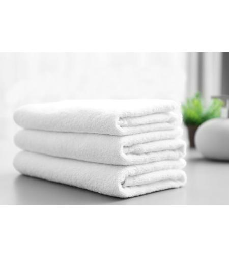 מגבת ענק נעם 130/70 לבן 100% כותנה