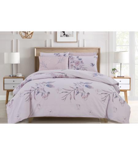 סט מצעים כותנה דגם ארטמיס למיטה זוגית מיוחד 160/200