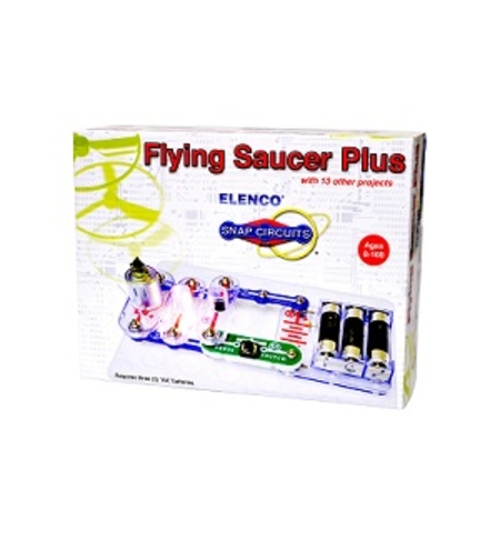 Snap Circuits SCP-09 Flying Saucer