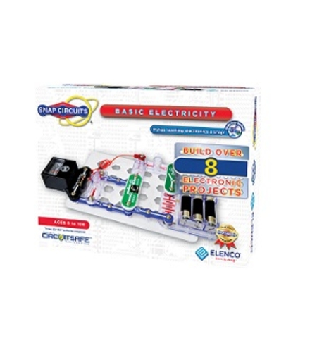 Snap Circuits SCP-10 Basic Electricity
