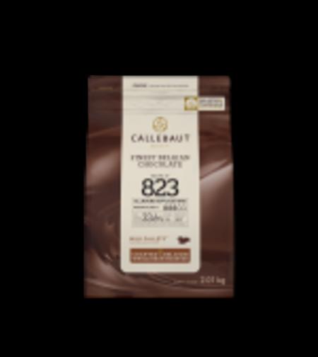 שוקולד CALLEBAUT חלב 2.5 ק