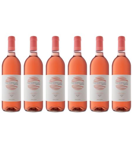 מארז 6 יינות רוזה | THE NORTH LAKE