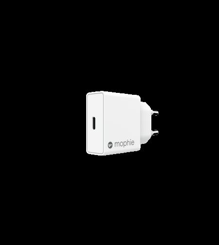 מטען בית מהיר מופי MOPHIE 18W יציאת USB C