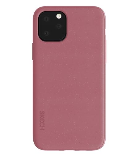 כיסוי SKECH סקצ' לאייפון 11 פרו IPHONE 11 PRO  דגם BIO CASE (ורוד)