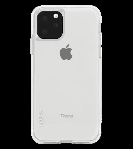 כיסוי SKECH סקצ' לאייפון 11 IPHONE 11 PRO דגם DUO (שקוף)