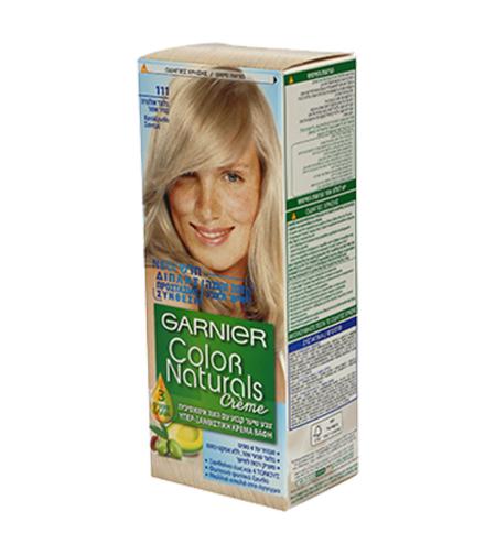 צבע לשיער קולור נטורלס גוון  בלונד אפור בהיר 111