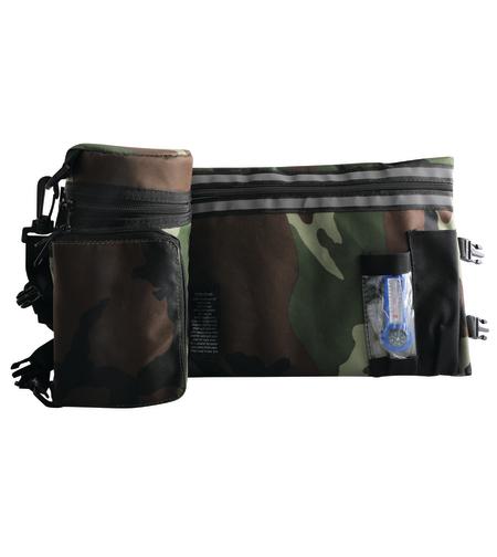 תיק תפ טרמי צבאי לאחסון ולהגנת תפילין וטלית 23 ס'מ
