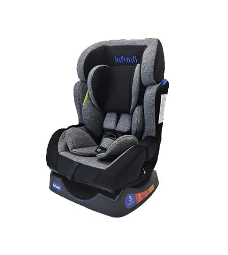 כיסא בטיחות אינפנטי לרסה אפור Infanti Lersa מלידה עד 25 ק