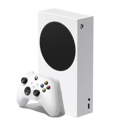 'קונסולת Microsoft Xbox Series S בנפח 512GB NVME SSD מהדורה דיגיטלית