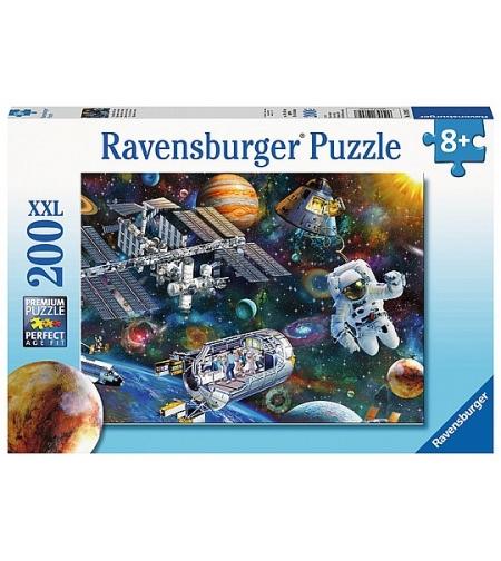 פאזל טיול קוסמי 200 חלקים Ravensburger