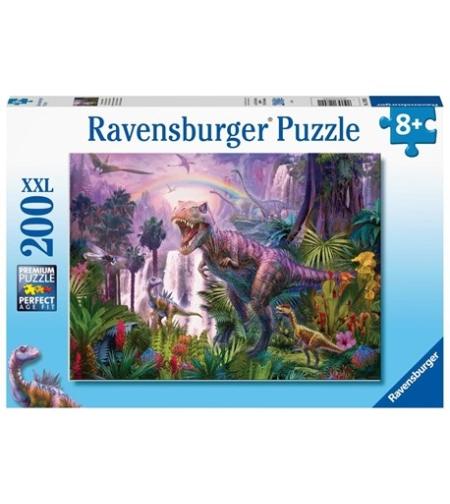 פאזל ממלכת הדינוזאורים 200 חלקים Ravensburger