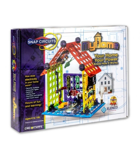 Snap Circuits SCMYH7 My Home