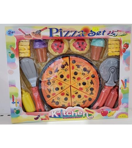 סט פיצה