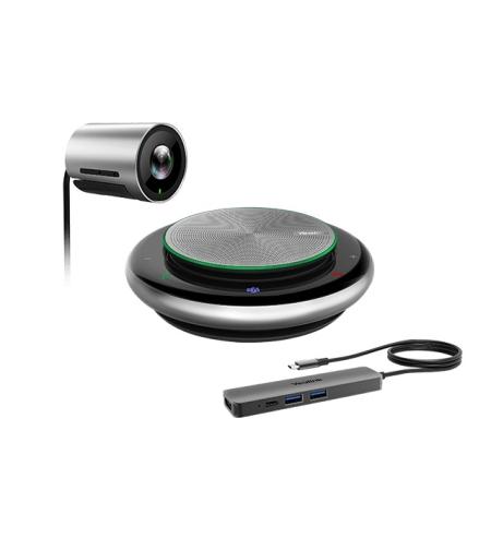 מערכת וידאו קונפרנס איכותית Yealink UVC30-CP900-BYOD Meeting Kit