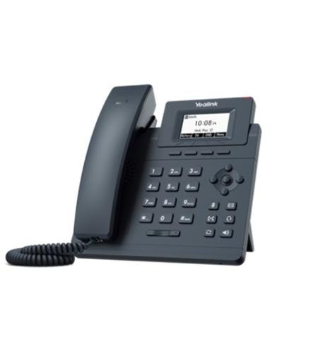 טלפון משרדי דו קווי Yealink T31G IP