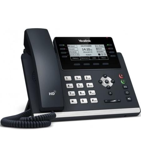 טלפון Yealink T43U