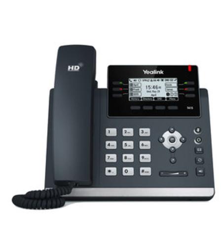 טלפון משרדי Yealink T41S IP