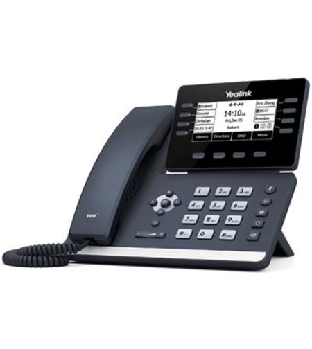 טלפון שולחני  Yealink SIP-T53W
