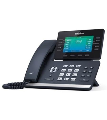 טלפון שולחני Yealink SIP-T54W