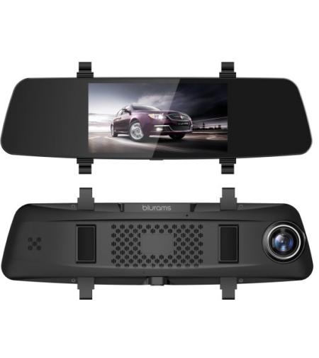 מצלמת וידאו מראה כפולה לרכב Blurams V20