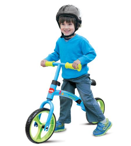 אופני איזון ג'וניור IAM תכלת ירוק
